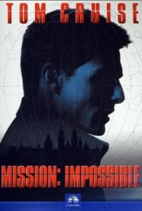 Mission Impossible 1996 Movie