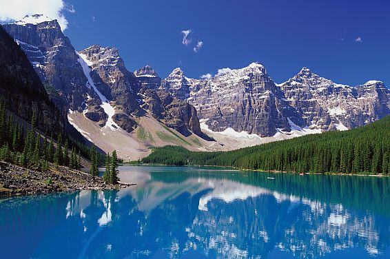 Canadian Rockies Canada Top 10 Most Beautiful Places in the World