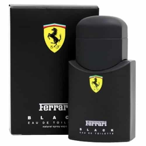 Ferrari Black for Men Cologne