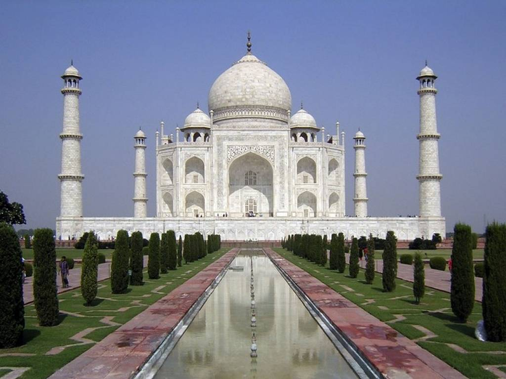 Taj Mahal India Top 10 Most Beautiful Places in the World