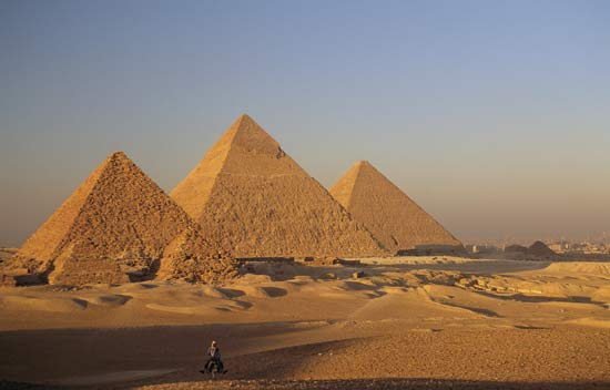 The Egyptian Pyramids, Egypt