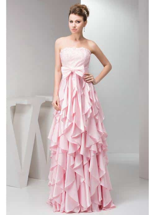 Factors to know about Pink Prom Dresses