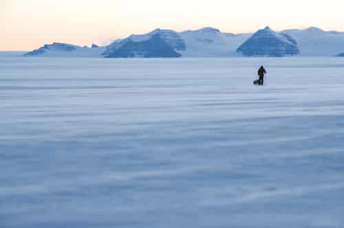 Greenland - Cold Weather:Cold Desert