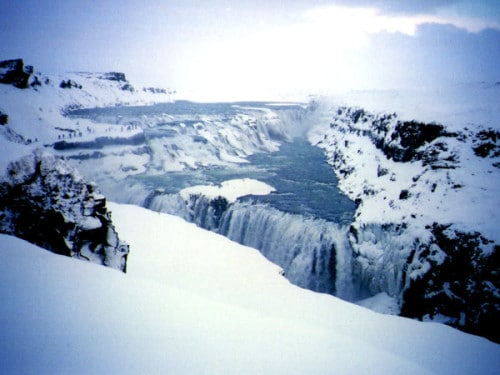 Iceland - Cold Place
