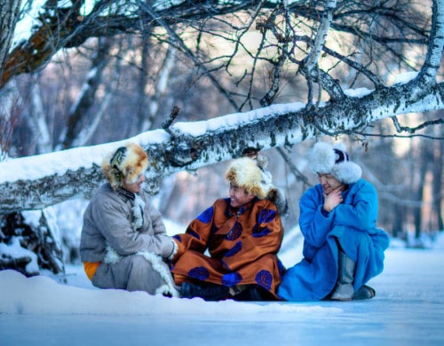 Mongolia - Cold Weather Condition