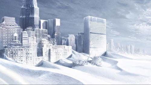 United States of America - Cold and Freeze