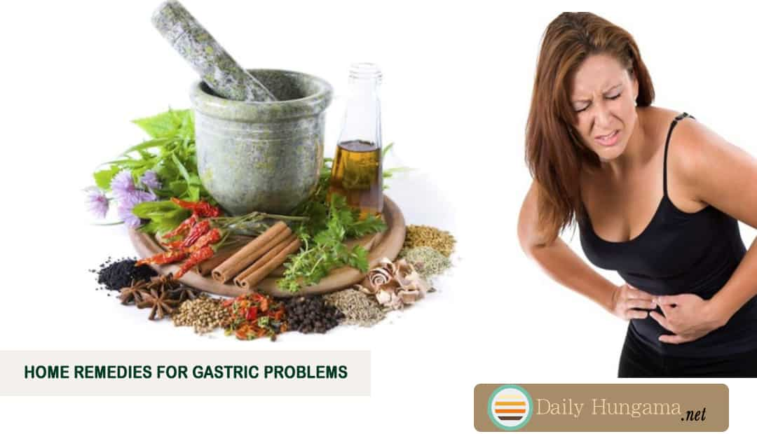 Natural Home Remedies for Gastric Problems